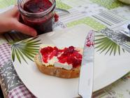 Cheat's Redcurrant Preserve found on PunkDomestics.com