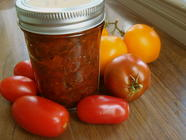 Slow Cooker Tomato Tapenade