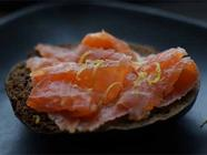 Salmon + Tequlia = Delicious Gravlax