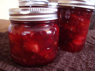 Cranberry Conserve with Apples and Pecans