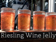 Sweet Riesling Jelly found on PunkDomestics.com