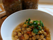 Canned Chana Masala found on PunkDomestics.com