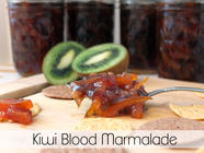 Kiwi Blood Marmalade found on PunkDomestics.com