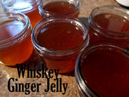 Whiskey Ginger Jelly found on PunkDomestics.com
