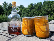 Curry Maple Pickled Kohlrabi found on PunkDomestics.com