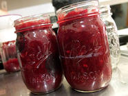 Cynar Cranberry Sauce found on PunkDomestics.com