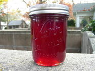 Quince and Pomegranate Jelly