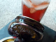 Double Duty: Cherries (Infusion/Syrup/Jam) found on PunkDomestics.com