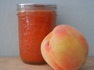 Blushing Peach Jam found on PunkDomestics.com