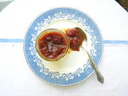 Curried Tomato Jam