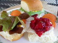 Cranberry Sauce with Quince and Ginger