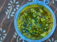 Hot Damn Chile Pickle! found on PunkDomestics.com