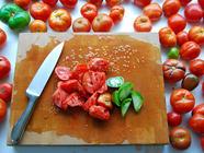 Sauced Tomatoes found on PunkDomestics.com