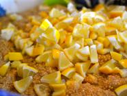 Meyer Lemon Fermented Honey Mustard found on PunkDomestics.com