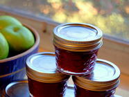 Cranberry Kumquat Jam
