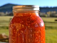 Sweet Fire - A Harissa-like Hot Sauce found on PunkDomestics.com