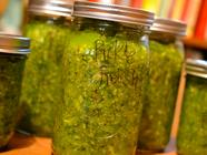 Fermented Pickle Relish found on PunkDomestics.com