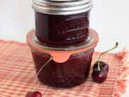 Sweet Cherry Plum Jam found on PunkDomestics.com