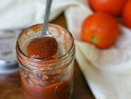 Slow-Cooker Ketchup found on PunkDomestics.com