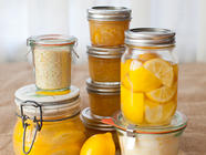 Five Ideas for Preserving Meyer Lemons found on PunkDomestics.com