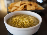 Fermented Tomatillo Salsa found on PunkDomestics.com
