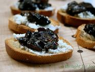 Fig and Balsamic Jam