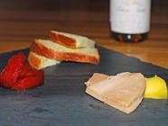 Duck Foie Gras Terrine found on PunkDomestics.com