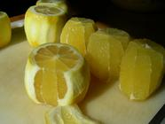 Lemon, Pineapple and Rosemary Marmalade