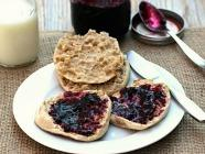 Best Ever Blueberry Jam found on PunkDomestics.com