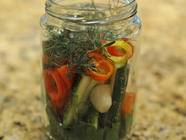 Refrigerator Pickles found on PunkDomestics.com
