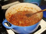 Traditional Tomato Chutney Recipe found on PunkDomestics.com