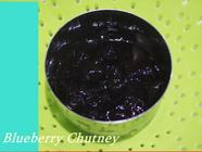 Blueberry Ginger Chutney found on PunkDomestics.com