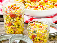 Grilled Corn Relish found on PunkDomestics.com