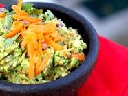 Guacamole with Carrots found on PunkDomestics.com