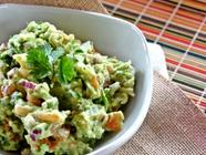 Guacamole with Toasted Cumin and Garlic