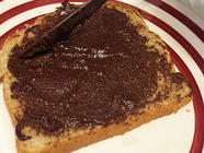 Homemade Chocolate-Hazelnut Spread 101 found on PunkDomestics.com