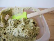 Quick Homemade Hummus 101 found on PunkDomestics.com