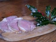 Hangikjöt Recipe – Icelandic Christmas Lamb found on PunkDomestics.com