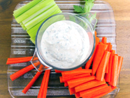 Buttermilk Ranch Dressing/Dip found on PunkDomestics.com