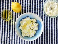 How to Make Ricotta found on PunkDomestics.com