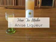 How to Make Anise Liqueur found on PunkDomestics.com