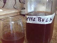 Coffee Kombucha found on PunkDomestics.com
