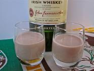 Homemade Irish Cream Liquor found on PunkDomestics.com