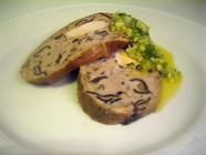Chinese Soy Sauce Chicken Galantine