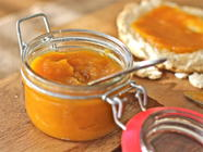 Honey-Maple Pumpkin Butter found on PunkDomestics.com