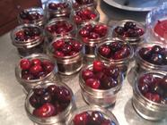 Bourboned Cherries
