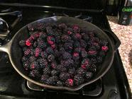 Paleo Blackberry Jam