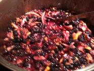 Blueberry Pucker Conserve