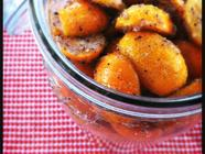 Salt & Pepper Preserved Kumquats found on PunkDomestics.com