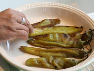 How to Roast Hatch Chiles